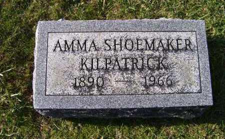 KILPATRICK, AMMA - Adams County, Ohio | AMMA KILPATRICK - Ohio Gravestone Photos