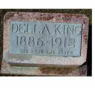 KING, DELLA - Adams County, Ohio | DELLA KING - Ohio Gravestone Photos