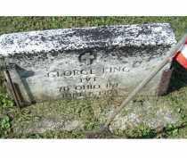 KING, GEORGE - Adams County, Ohio | GEORGE KING - Ohio Gravestone Photos