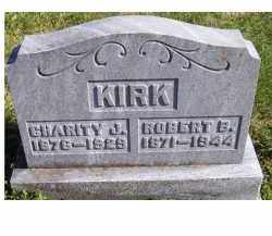 KIRK, CHARITY J. - Adams County, Ohio | CHARITY J. KIRK - Ohio Gravestone Photos