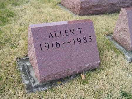 LAFFERTY, ALLEN T. - Adams County, Ohio | ALLEN T. LAFFERTY - Ohio Gravestone Photos
