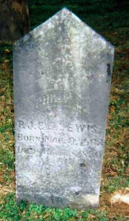 LEWIS, PHILIP L. - Adams County, Ohio   PHILIP L. LEWIS - Ohio Gravestone Photos