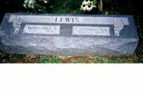 LEWIS, THOMAS A. - Adams County, Ohio | THOMAS A. LEWIS - Ohio Gravestone Photos
