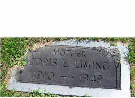 LIMING, DORIS E. - Adams County, Ohio | DORIS E. LIMING - Ohio Gravestone Photos