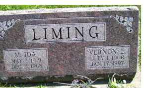 LIMING, VERNON E. - Adams County, Ohio | VERNON E. LIMING - Ohio Gravestone Photos
