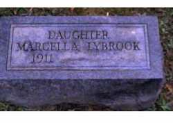 LYBROOK, MARCELLA - Adams County, Ohio | MARCELLA LYBROOK - Ohio Gravestone Photos