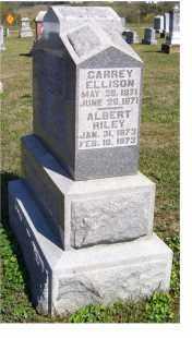 MAHAFFEY, CARREY ELLISON - Adams County, Ohio | CARREY ELLISON MAHAFFEY - Ohio Gravestone Photos