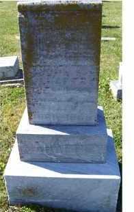 MAHAFFEY, REBECCA - Adams County, Ohio | REBECCA MAHAFFEY - Ohio Gravestone Photos