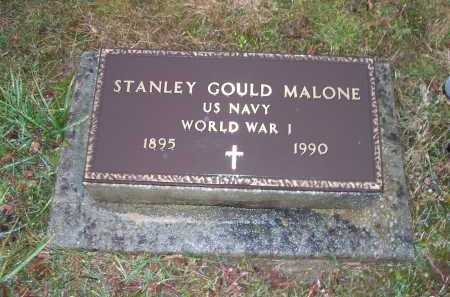 MALONE, STANLEY GOULD - Adams County, Ohio | STANLEY GOULD MALONE - Ohio Gravestone Photos