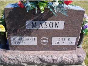 MASON, M. MARGARET - Adams County, Ohio | M. MARGARET MASON - Ohio Gravestone Photos