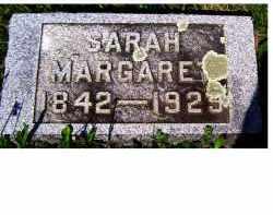 MATHEWS, SARAH MARGARET - Adams County, Ohio | SARAH MARGARET MATHEWS - Ohio Gravestone Photos