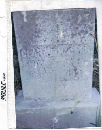 KATES MCCANN, CLARA - Adams County, Ohio | CLARA KATES MCCANN - Ohio Gravestone Photos