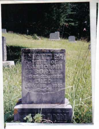 MCCANN, HETTIE A. - Adams County, Ohio   HETTIE A. MCCANN - Ohio Gravestone Photos