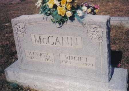 MCCANN, VIRGIE L. - Adams County, Ohio | VIRGIE L. MCCANN - Ohio Gravestone Photos