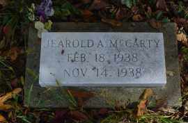 MCCARTY, JEAROLD A. - Adams County, Ohio | JEAROLD A. MCCARTY - Ohio Gravestone Photos