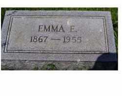 MCCLANAHAN-SATTERFIELD, EMMA E. - Adams County, Ohio   EMMA E. MCCLANAHAN-SATTERFIELD - Ohio Gravestone Photos