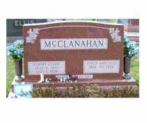 ELLIS MCCLANAHAN, JOYCE ANN - Adams County, Ohio | JOYCE ANN ELLIS MCCLANAHAN - Ohio Gravestone Photos
