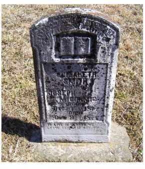 SMITH MCCORMICK, ELIZABETH - Adams County, Ohio | ELIZABETH SMITH MCCORMICK - Ohio Gravestone Photos