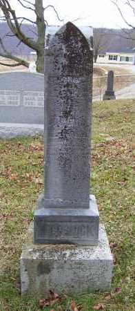 MCCORMICK, EDGAR E. - Adams County, Ohio   EDGAR E. MCCORMICK - Ohio Gravestone Photos