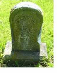MCCREIGHT, MARY A. - Adams County, Ohio | MARY A. MCCREIGHT - Ohio Gravestone Photos