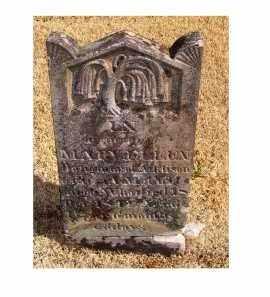 MCCULLOUGH, MARY ELLEN - Adams County, Ohio | MARY ELLEN MCCULLOUGH - Ohio Gravestone Photos