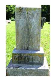 MCDERMIT, SARAH - Adams County, Ohio | SARAH MCDERMIT - Ohio Gravestone Photos