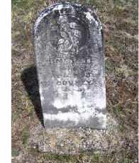 MCGOVNEY, INFANT - Adams County, Ohio | INFANT MCGOVNEY - Ohio Gravestone Photos