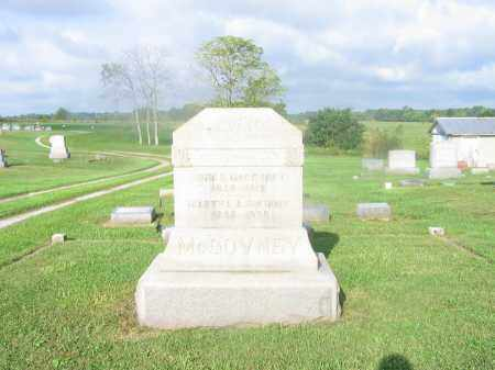 MCGOVNEY, MARTHA A. - Adams County, Ohio | MARTHA A. MCGOVNEY - Ohio Gravestone Photos
