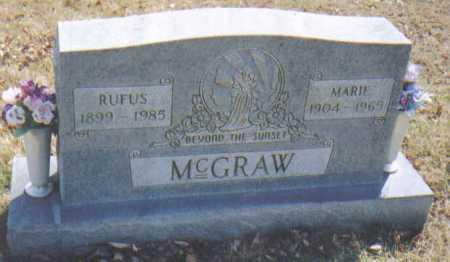MCGRAW, RUFUS - Adams County, Ohio   RUFUS MCGRAW - Ohio Gravestone Photos