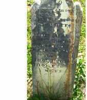 MCSURELY, MARY - Adams County, Ohio   MARY MCSURELY - Ohio Gravestone Photos