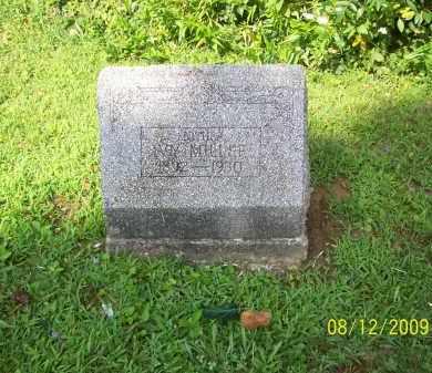 MILLER, IVY - Adams County, Ohio | IVY MILLER - Ohio Gravestone Photos