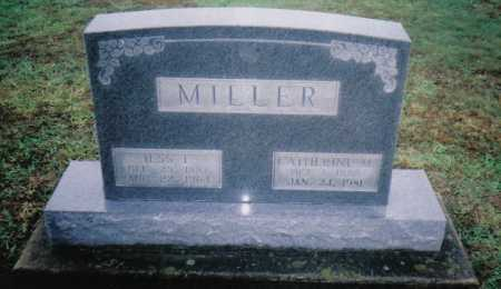 MILLER, CATHERINE M. - Adams County, Ohio | CATHERINE M. MILLER - Ohio Gravestone Photos