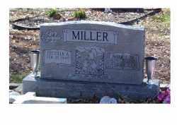 MILLER, NOAH L SR - Adams County, Ohio | NOAH L SR MILLER - Ohio Gravestone Photos