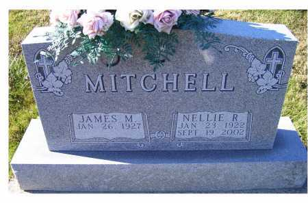 MITCHELL, NELLIE R. - Adams County, Ohio | NELLIE R. MITCHELL - Ohio Gravestone Photos