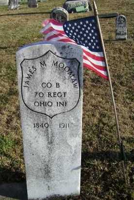 MOOMAW, JAMES M. - Adams County, Ohio | JAMES M. MOOMAW - Ohio Gravestone Photos