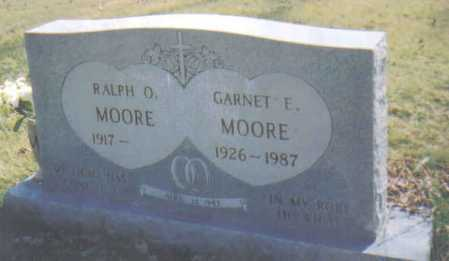 MOORE, RALPH O. - Adams County, Ohio | RALPH O. MOORE - Ohio Gravestone Photos
