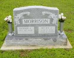 MORRISON, DENVER L. - Adams County, Ohio | DENVER L. MORRISON - Ohio Gravestone Photos