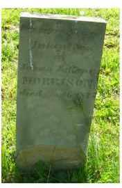 MORRISON, INFANT - Adams County, Ohio | INFANT MORRISON - Ohio Gravestone Photos