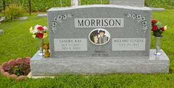 MORRISON, WILLARD EUGENE - Adams County, Ohio | WILLARD EUGENE MORRISON - Ohio Gravestone Photos