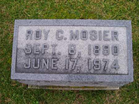 MOSIER, ROY C. - Adams County, Ohio | ROY C. MOSIER - Ohio Gravestone Photos