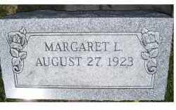 MURPHY, MARGARET L. - Adams County, Ohio | MARGARET L. MURPHY - Ohio Gravestone Photos