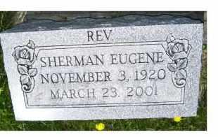 MURPHY, SHERMAN EUGENE - Adams County, Ohio | SHERMAN EUGENE MURPHY - Ohio Gravestone Photos