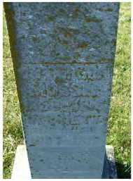 MUSSER, HARRIETT - Adams County, Ohio | HARRIETT MUSSER - Ohio Gravestone Photos
