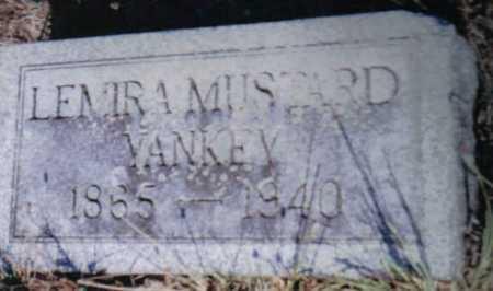 MUSTARD, LEMIRA - Adams County, Ohio   LEMIRA MUSTARD - Ohio Gravestone Photos