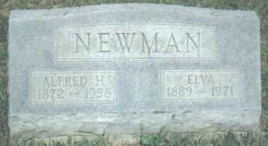 HAYSLIP NEWMAN, ELVA - Adams County, Ohio   ELVA HAYSLIP NEWMAN - Ohio Gravestone Photos