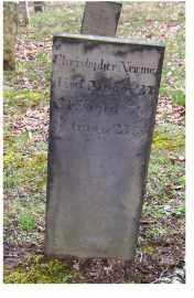 NEWMAN, CHRISTOPHER - Adams County, Ohio | CHRISTOPHER NEWMAN - Ohio Gravestone Photos