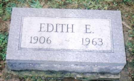 NEWMAN, EDITH E. - Adams County, Ohio | EDITH E. NEWMAN - Ohio Gravestone Photos