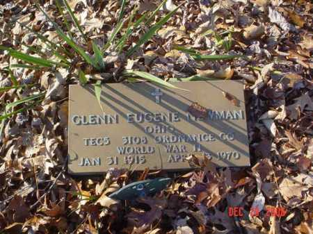 NEWMAN, GLENN EUGENE - Adams County, Ohio | GLENN EUGENE NEWMAN - Ohio Gravestone Photos