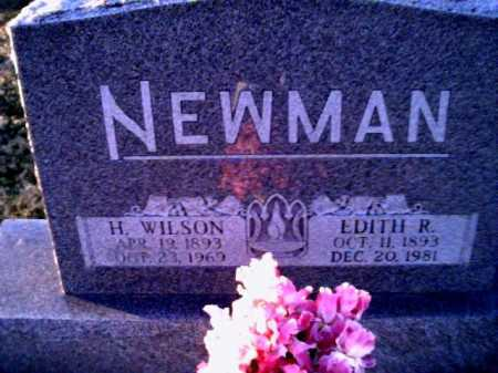 NEWMAN, EDITH R. - Adams County, Ohio | EDITH R. NEWMAN - Ohio Gravestone Photos