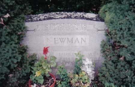 NEWMAN, ? - Adams County, Ohio | ? NEWMAN - Ohio Gravestone Photos
